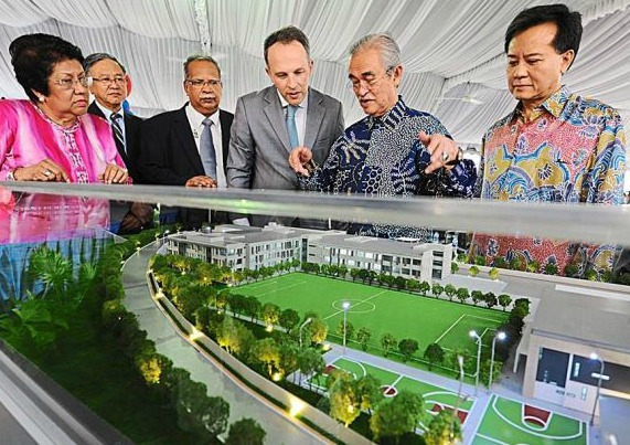 GEM Intl School Simpang Ampat