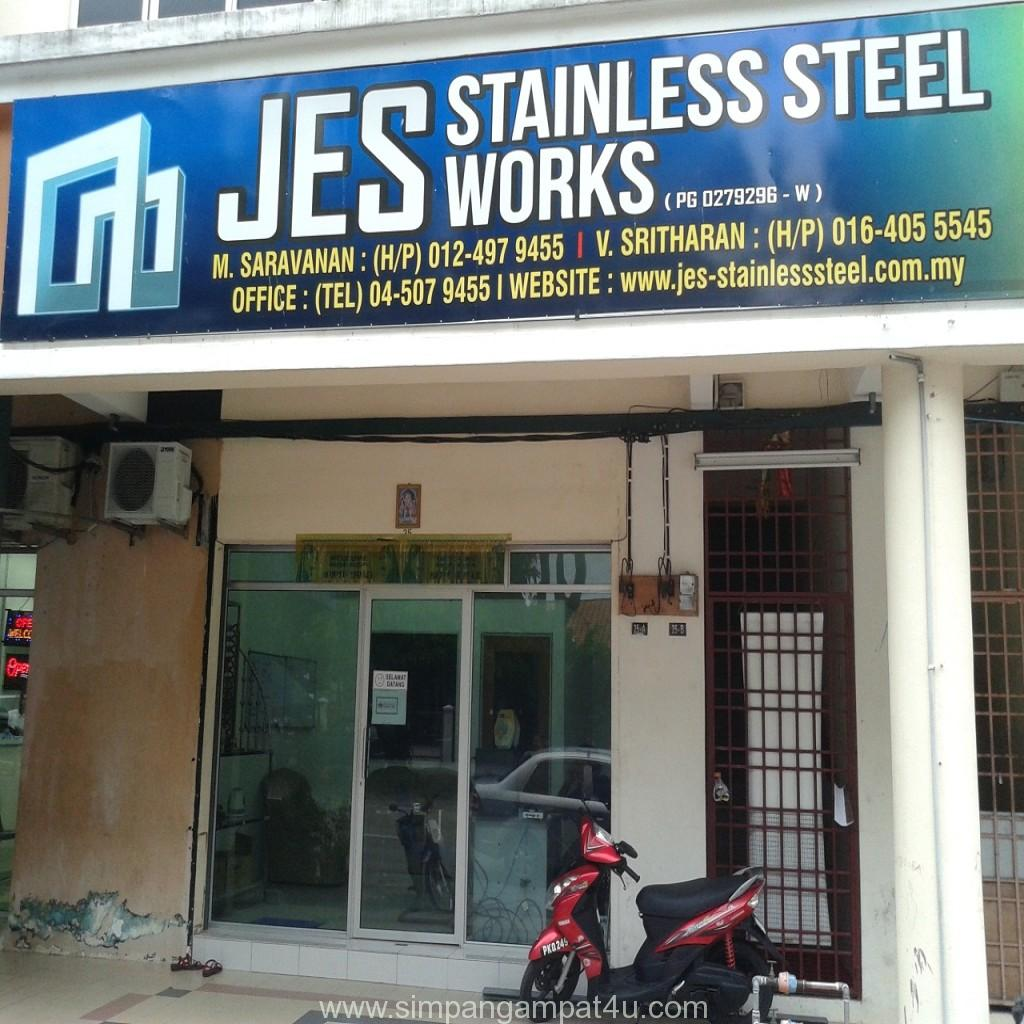 Jess Stainless Steel