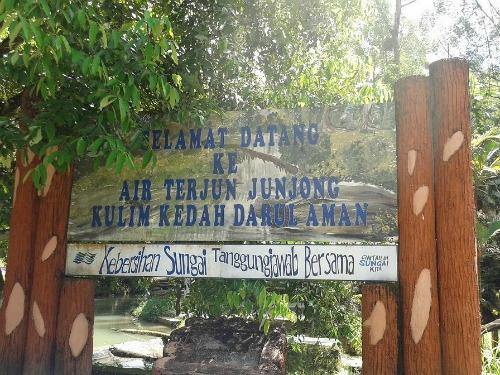 Junjung Waterfall